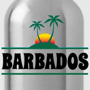 Barbados T-Shirts - Water Bottle