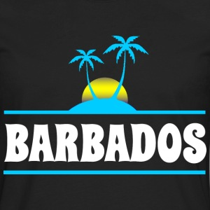 Barbados T-Shirts - Men's Premium Long Sleeve T-Shirt