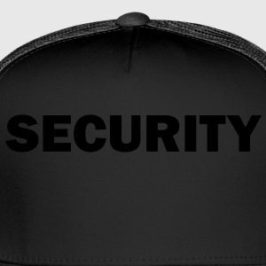 Security - Trucker Cap