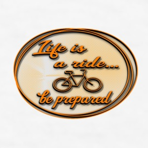 life_is_a_ride Phone & Tablet Cases - Men's T-Shirt