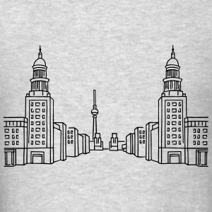 Frankfurter Tor Berlin - Men's T-Shirt