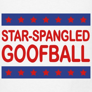 Star-Spangled Goofball 2c Tanks - Men's T-Shirt