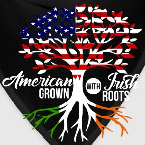 American Irish T-Shirts - Bandana