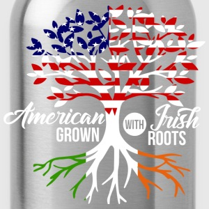 American Irish T-Shirts - Water Bottle