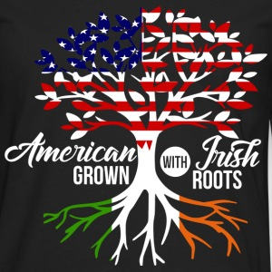 American Irish T-Shirts - Men's Premium Long Sleeve T-Shirt