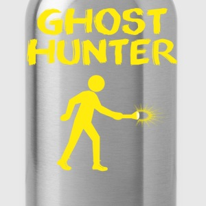 Ghost Hunter with Flash Light T-Shirts - Water Bottle