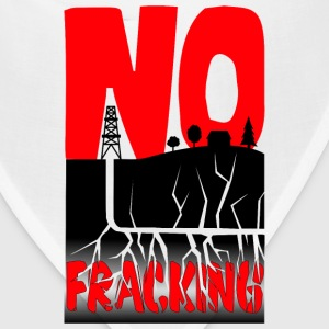 No Fracking - Bandana