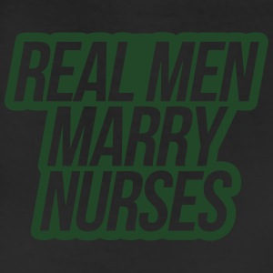 Real Men Marry Nurses T-Shirts - Leggings