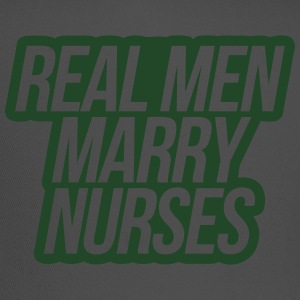 Real Men Marry Nurses T-Shirts - Trucker Cap