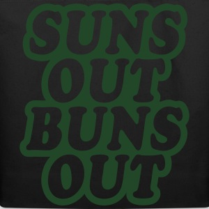 Suns Out Buns Out T-Shirts - Eco-Friendly Cotton Tote