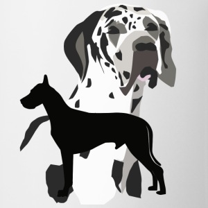 GREAT DANE - Coffee/Tea Mug