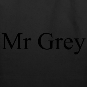 Mr Grey T-Shirts - Eco-Friendly Cotton Tote