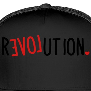 revolution LOVE Bags  - Trucker Cap