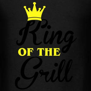 King of the Grill Bags  - Men's T-Shirt