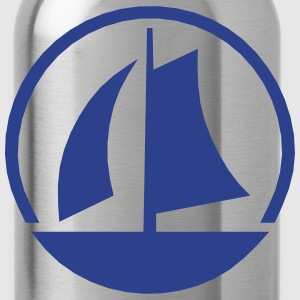 Sailing boat - Water Bottle