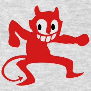 Dancing devil - Men's T-Shirt
