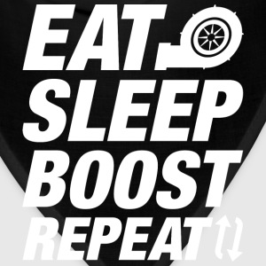 Eat Sleep Boost Repeat - Bandana