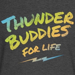 thunder buddies for life – multicolour Women's T-Shirts - Men's Long Sleeve T-Shirt