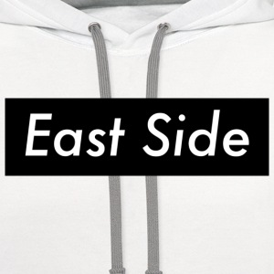 East Side T-Shirts - Contrast Hoodie
