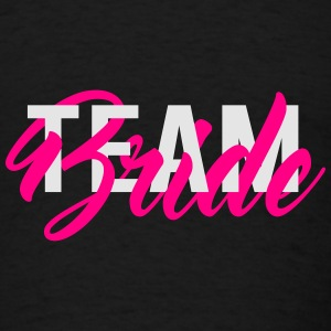Team Bride Fancy Tanks - Men's T-Shirt
