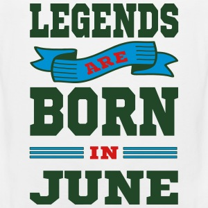 Legends Are Born In June - Men's Premium Tank