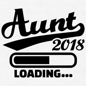 Aunt 2018 Mugs & Drinkware - Men's T-Shirt