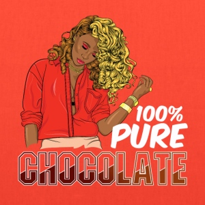 100% Pure Chocolate - Tote Bag