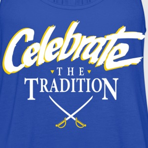 Celebrate The Tradition T-Shirts - Women's Flowy Tank Top by Bella