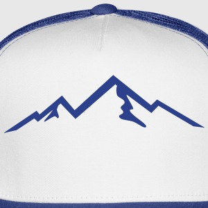 Mountain, mountains T-Shirts - Trucker Cap