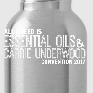 All I Need is... YL Convention 2017 T-Shirts - Water Bottle