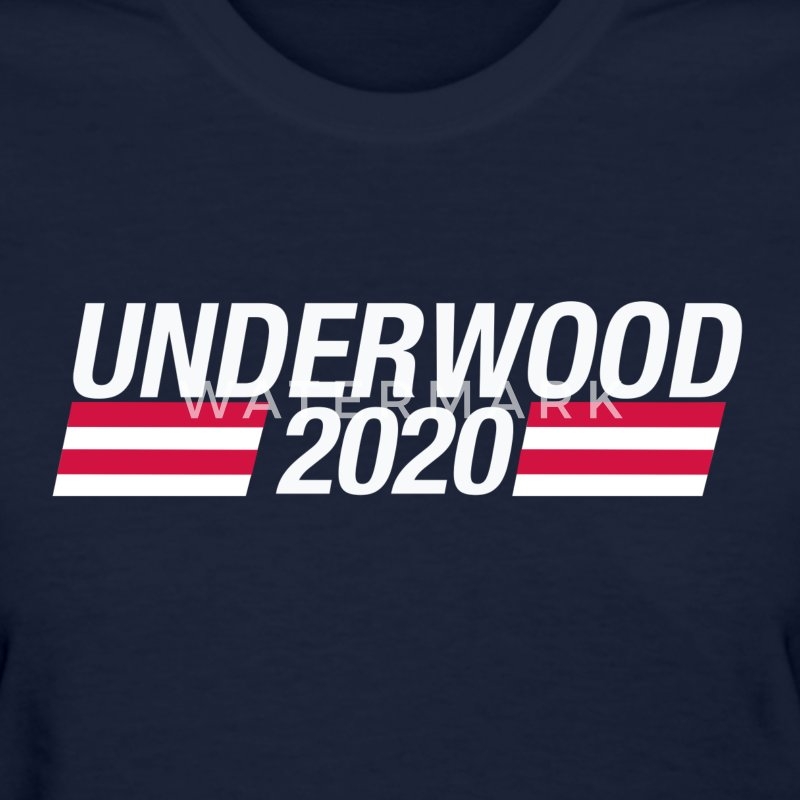 underwood 2020 T-Shirts - Women's T-Shirt