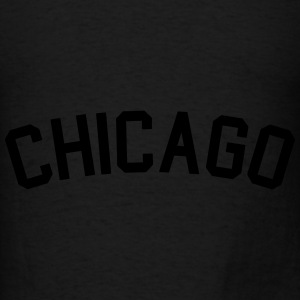 CHICAGO Standard Hoodie - Men's T-Shirt
