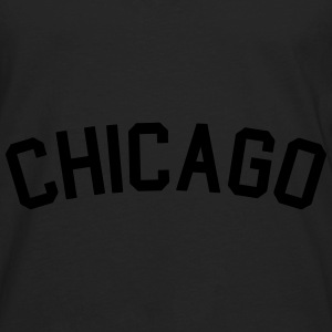 CHICAGO Standard Hoodie - Men's Premium Long Sleeve T-Shirt