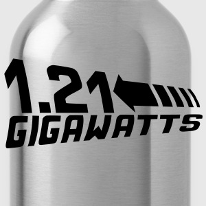1.21 Gigawatts - Water Bottle