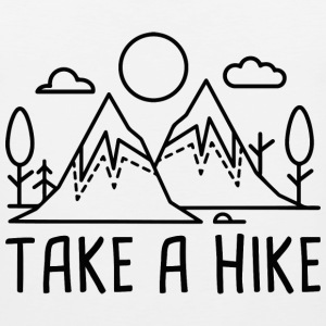 Take A Hike - Men's Premium Tank