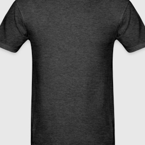 skater outline Long Sleeve Shirts - Men's T-Shirt
