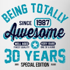 30 Years Of Being Awesome T-Shirts - Coffee/Tea Mug