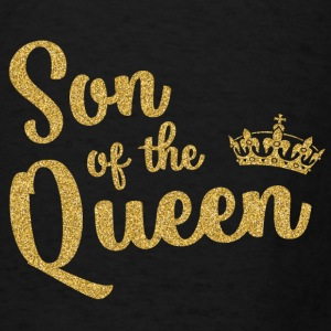 Son of the Queen Aprons - Men's T-Shirt