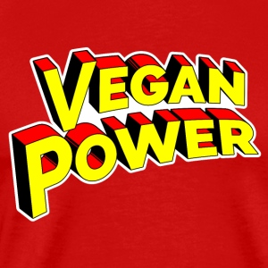 Vegan Power Sportswear - Men's Premium T-Shirt