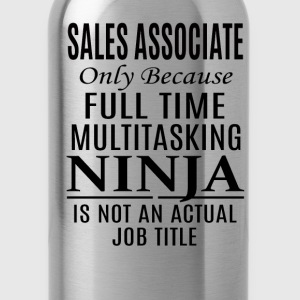 Sales Associate - Water Bottle