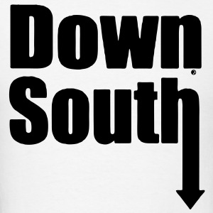 DOWN SOUTH Hoodies - Men's T-Shirt
