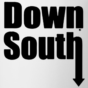 DOWN SOUTH Hoodies - Coffee/Tea Mug