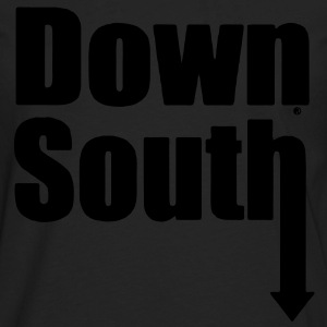 DOWN SOUTH Hoodies - Men's Premium Long Sleeve T-Shirt