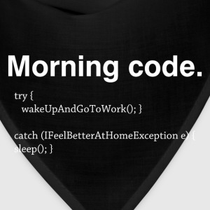 Morning Code - Bandana
