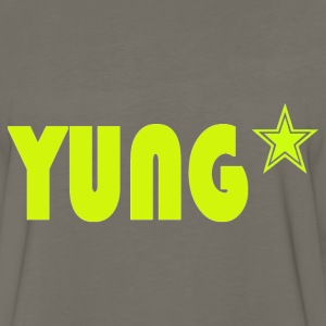 YUNG * - Men's Premium Long Sleeve T-Shirt