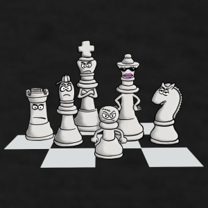 chess_gang Mugs & Drinkware - Men's T-Shirt