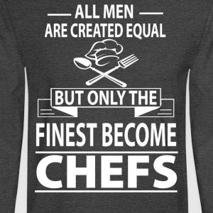 Chef - Men's Long Sleeve T-Shirt