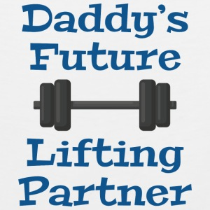 Daddy's Future Lifting Partner - Men's Premium Tank