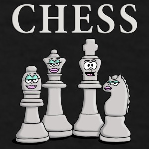 chess_we_can_04_2017_a Mugs & Drinkware - Men's T-Shirt