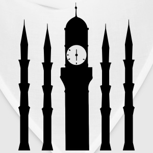 Clock Tower - Bandana